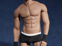 Super-Flexible 1/6 Scale Seamless Male Body (Suntan)