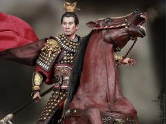 Three Kingdoms Series Flying General Lu Bu (Fengxian) 1/6 Scale Figure & Horse Set