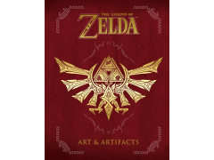 The Legend of Zelda : Art & Artifacts Hardcover