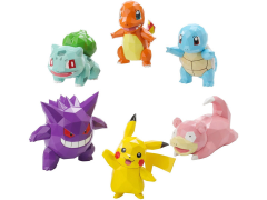 Pokemon POLYGO Mini Collection Box of 8 Figures