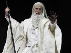 The Hobbit Saruman the White 1/6 Scale Figure