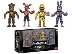 "Five Nights at Freddy's #3 2"" Figure Four-Pack"