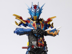 Kamen Rider S.H.Figuarts Kamen Rider Great Cross-Z Exclusive