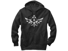 Legend of Zelda Triforce Logo Hoodie