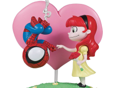 Marvel Animated Spider-Man & Mary Jane Statue