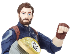 Avengers: Infinity War Captain America Figure With Infinity Stone
