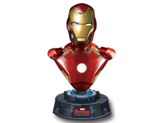 Avengers: Age of Ultron Light Up Paperweight Bust Iron Man