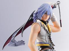 Kingdom Hearts II Static Arts Gallery Statue - Riku