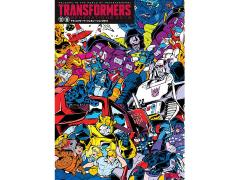 Transformers Generations 2015 Softcover Book