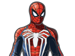 Spider-Man (2018 Video Game) FigPin Spider-Man
