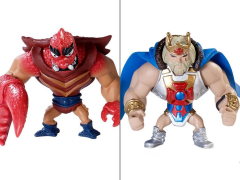 Masters of the Universe Classics Mini King He-Man & Mini Clawful