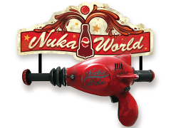 Fallout 4: Nuka World Thirst Zapper Full Scale Wall Armory Accessory