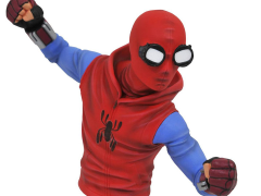 Spider-Man: Homecoming Spider-Man (Homemade Suit) Bust