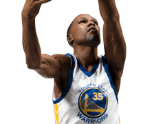 NBA Sportspicks 2K19 Kevin Durant (Golden State Warriors)