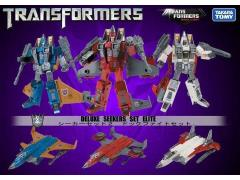 Transformers United Deluxe Seekers Elites Exclusive Set