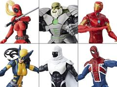 "Marvel Legends 3.75"" Wave 4 Set of 6"
