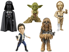 Star Wars World Collectable Figure Vol.3 - Set of 5