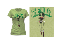 Marvel She-Hulk T-Shirt (Womens)