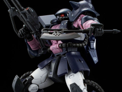 Gundam RG 1/144 Zaku II (Black Tri-Stars) Exclusive Model Kit