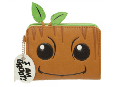 Guardians of the Galaxy Groot Bi-Fold Zip Wallet