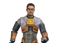 Half-Life 2 Gordon Freeman Figure