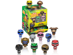 Mighty Morphin Power Rangers Pint Size Heroes Box of 24 Figures