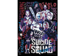 Suicide Squad MightyPrint Wall Art - Unlikely Heroes
