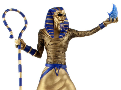 Iron Maiden: Legacy of the Beast Powerslave Pharaoh Eddie (Golden Variant) 1/10 Scale Limited Edition Statue