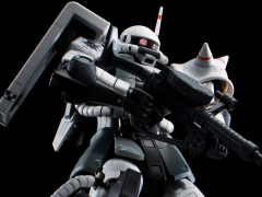 Gundam RG 1/144 Eric Manthfield's Zaku II Exclusive Model Kit