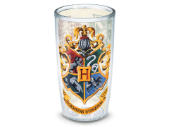 Harry Potter Hogwarts House Crests 16 oz Tumbler
