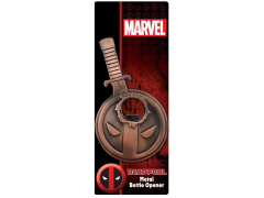 Deadpool Icon Metal Bottle Opener