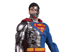 DC Essentials Cyborg Superman Figure