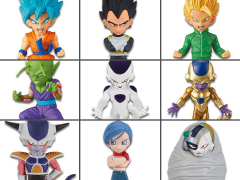 Dragon Ball Z: Resurrection 'F' World Collectable Figure Series 6 Box of 12 Figures