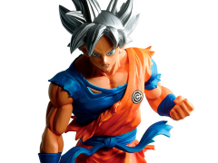 Super Dragon Ball Heroes Ichiban Kuji Ultra Instinct Goku