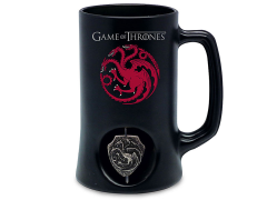 Game of Thrones House Targaryen Mug With Spinning Emblem