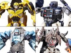 Transformers: The Last Knight Deluxe Wave 1 Set of 4 Figures