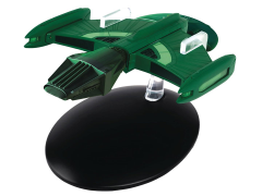 Star Trek Starships Collection #123 Romulan Science Vessel