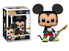 Pop! Games: Kingdom Hearts III - Mickey