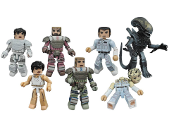 Alien Minimates Series 3 Two Pack Set of 4