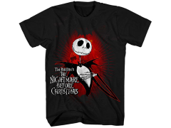 The Nightmare Before Christmas Dark Love T-Shirt