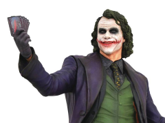 The Dark Knight Gallery The Joker Figure