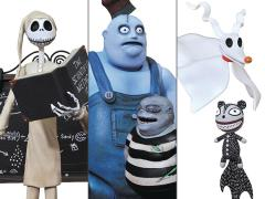 Nightmare Before Christmas Select Series 4 Set of 3