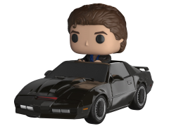 Pop! Rides: Knight Rider - Michael Knight with K.I.T.T.