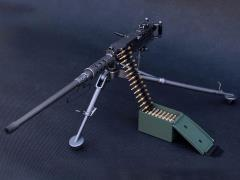 M2 Heavy Machine Gun (Black) 1/6 Scale Accessory