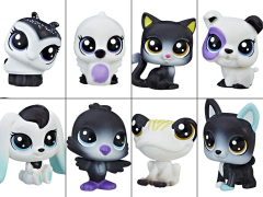 Littlest Pet Shop Black & White Friends Collection 1