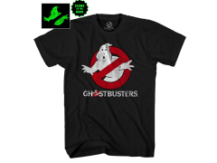 Ghostbusters Logo (Glow in the Dark) T-Shirt