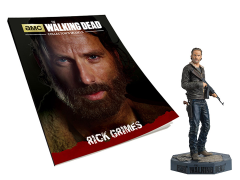 The Walking Dead Collector's Models - #18 Rick Grimes (Season Five)