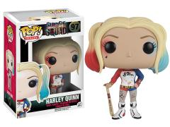 Pop! Heroes: Suicide Squad- Harley Quinn