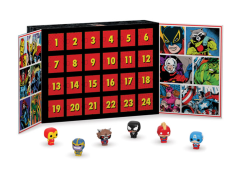 Pocket Pop! Marvel Advent Calendar
