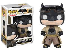 Pop! Heroes: Batman v Superman - Knightmare Batman